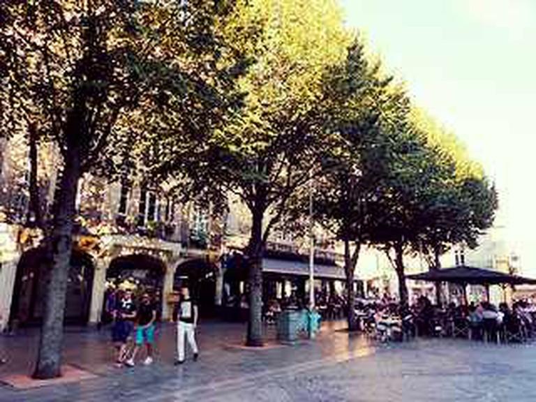 Reims' Place Drouet d'Erlon | © Allispossible.org.uk/Flickr