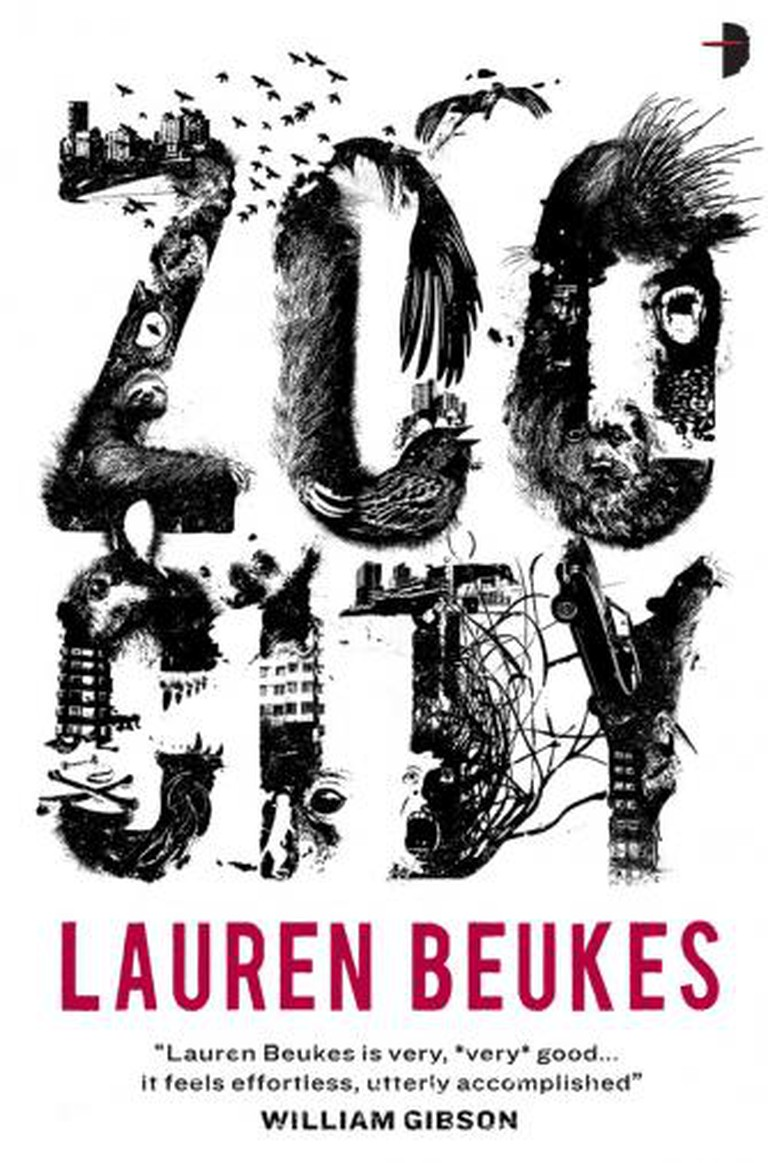 Zoo City by Lauren Beukes | © Angry Robot Books