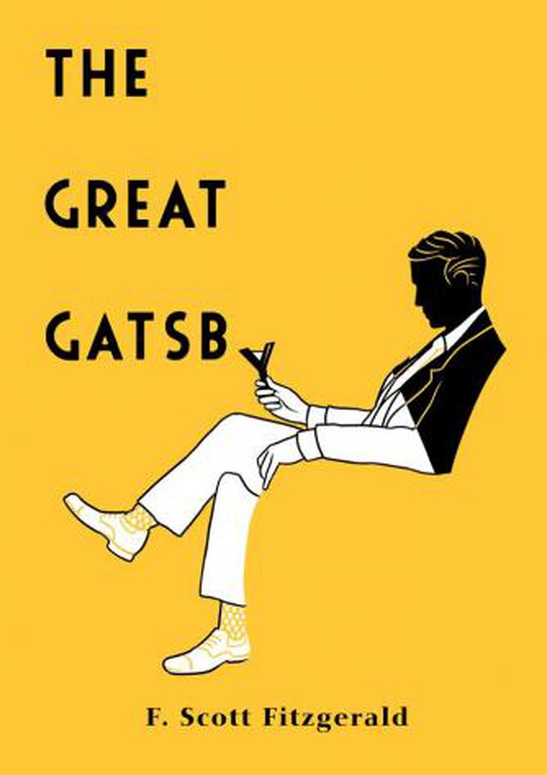The Great Gatsby by F. Scott Fitzgerald | © Aled Lewis
