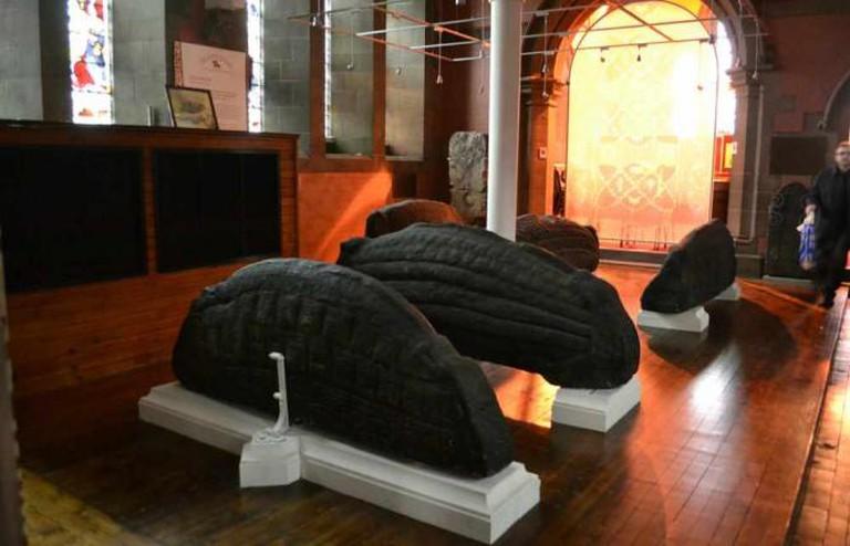 Govan Stones at Govan Old Parish Church | © Paradasos/Flickr