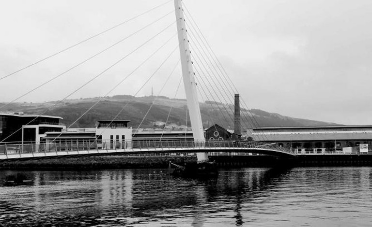 Swansea Bridge | © LesHaines/flickr