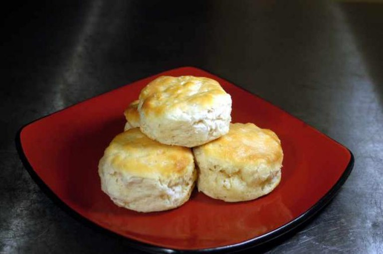 Buttermilk Biscuits | © Bordecia34/Flickr