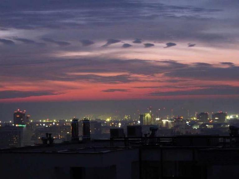 Sunrise in Bratislava | © dmsoft/pixabay