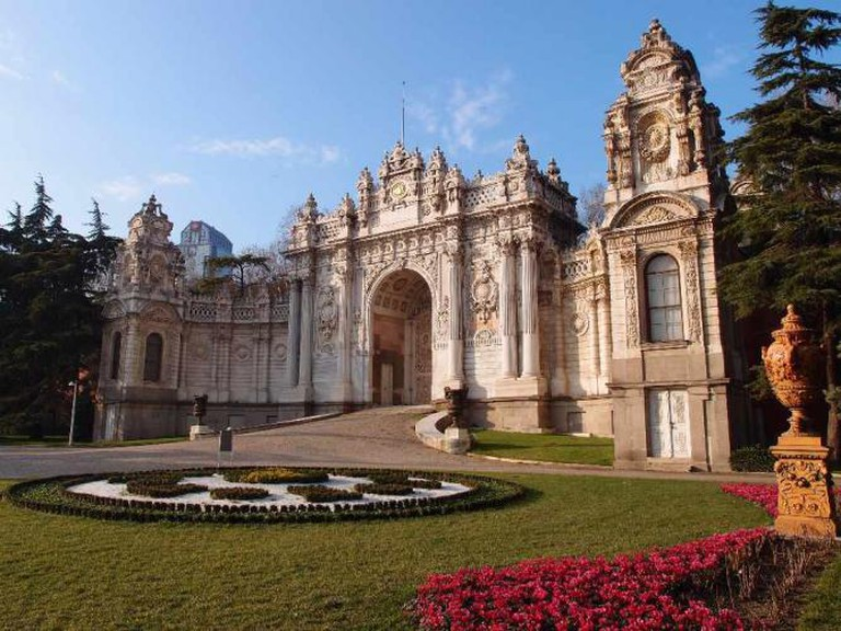 Dolmabahce Palace @ Istanbul