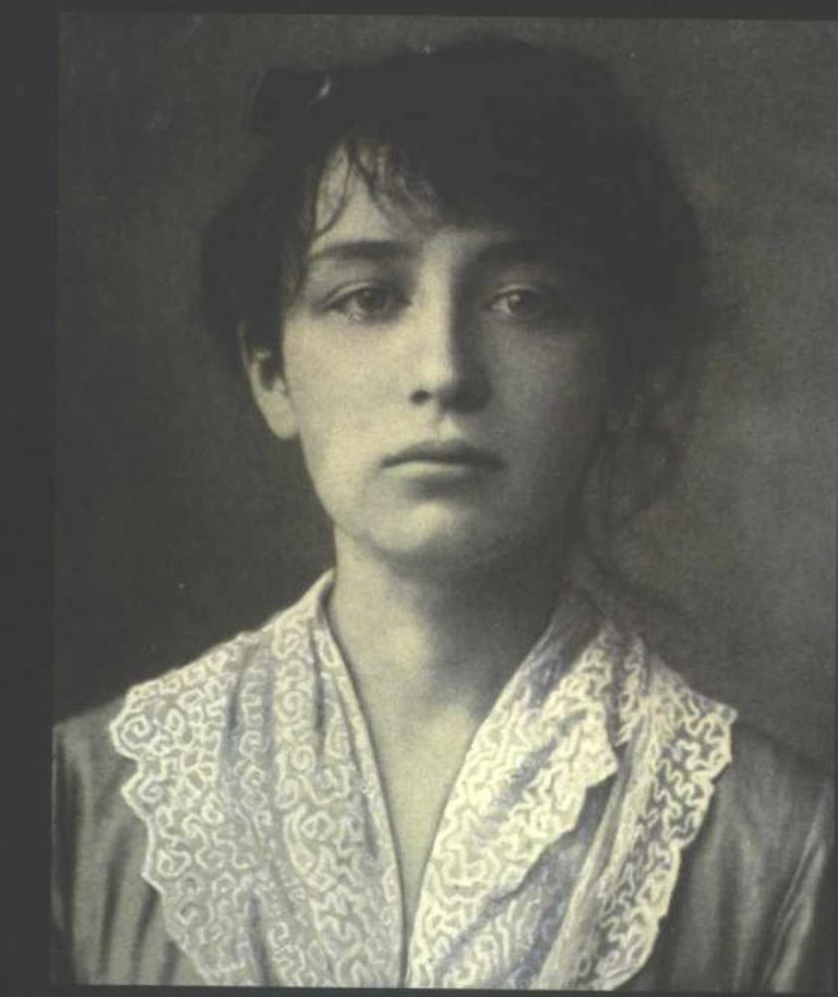 Camille Claudel, photographer unknown | © WikiCommons