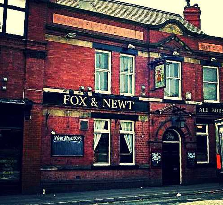 Fox & Newt exterior | © BettyLongbottom/WikiCommons