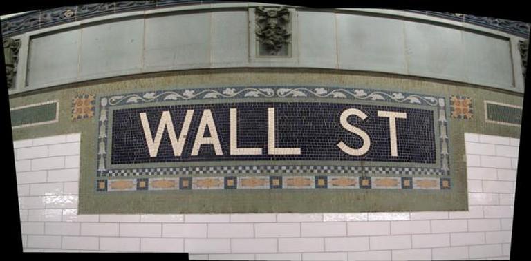 Wall Street Subway Station | © Michael Daddino/Flickr