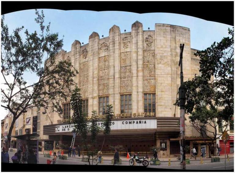 Teatro Jorge Eliécer Gaitán| ©Juan Carlos Pachón/Flickr