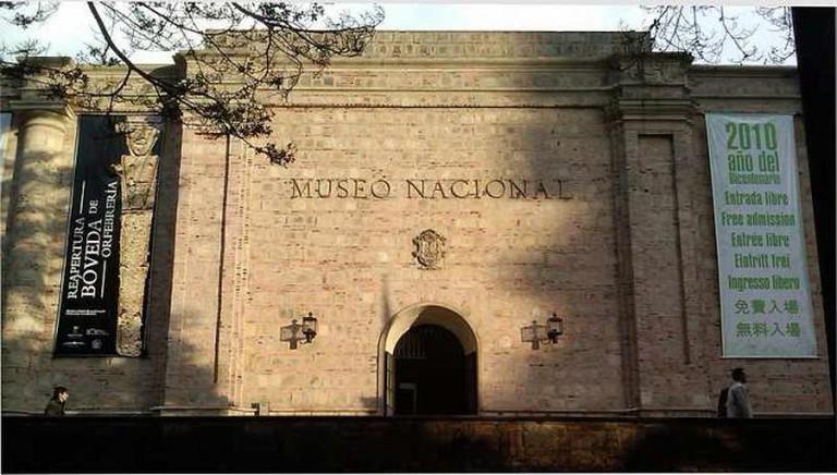 Museo Nacional| ©Peter Angritt/Wikimedia