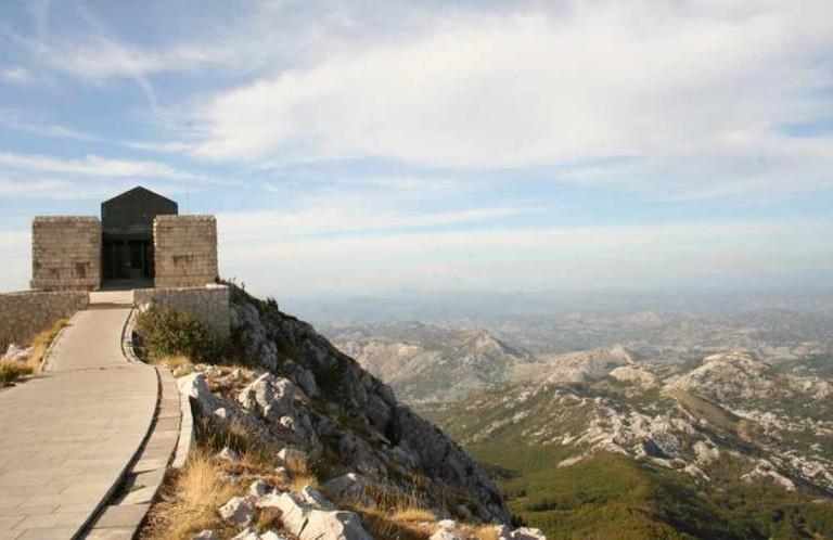 Mausoleum of Petar II Petrovic-Njegos | © LonelyPlanetExchange/Flickr