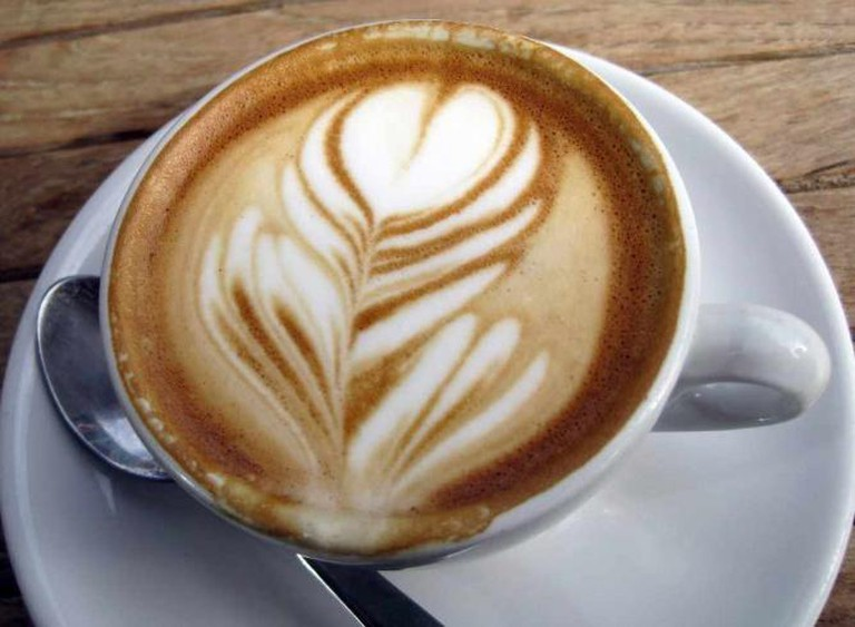 Urban Coffee Lounge - Latte Art | © Michael AllenSmith/Flickr