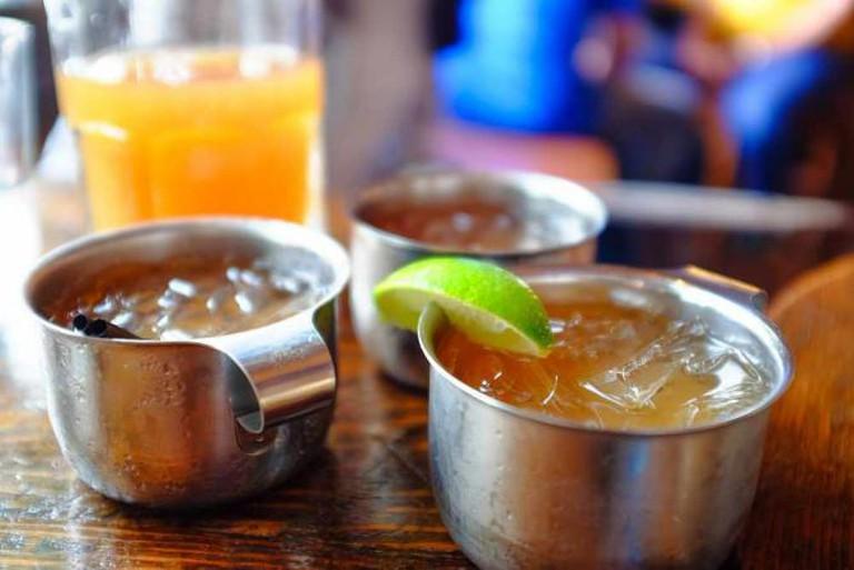 Mezcal cocktails © Steve McClanahan/Flickr