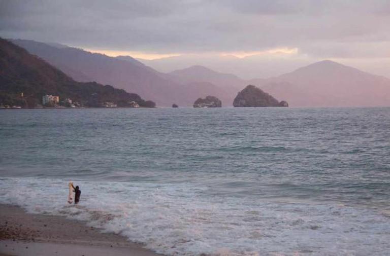 Puerto Vallarta beach © Chris Goldberg/Flickr