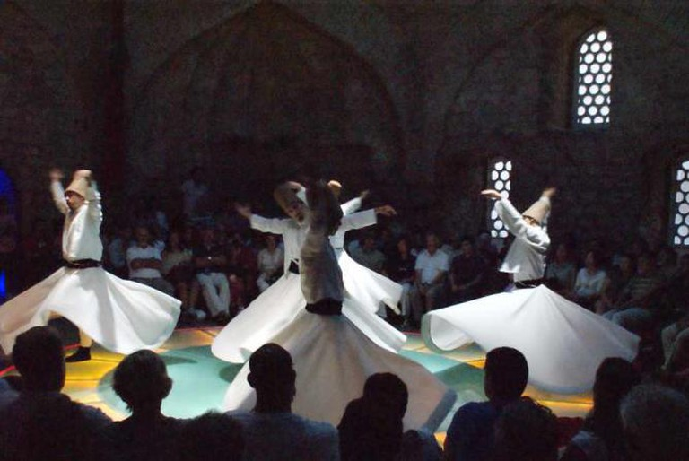 Dervishes - Sufis whirl in Istanbul | © David Spender/Flickr