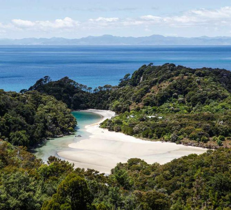 The Abel Tasman National Park Coast Track