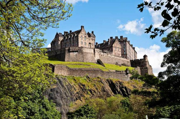 Edinburgh Castle | © Craig Cormack/Flickr
