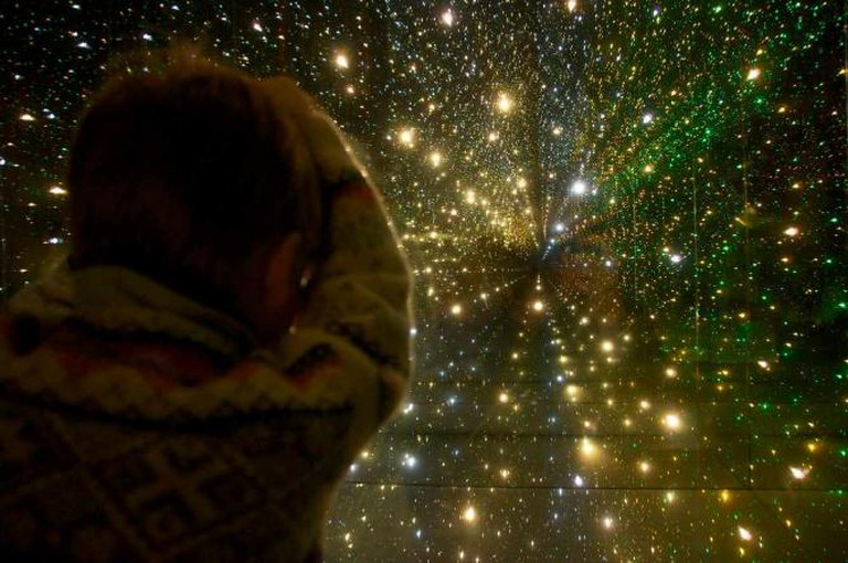 Oh my God, it's full of stars.   © PROLee Carson/Flickr
