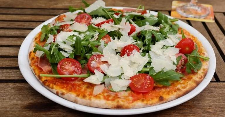 Pizza | © Katrin Gilger/Flickr