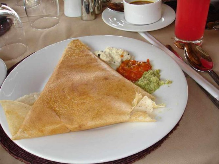 Dosa for Breakfast   © Step/Flickr