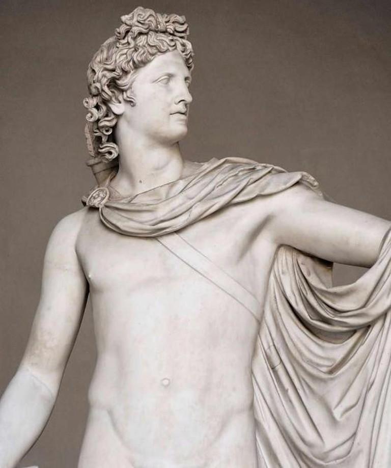 Apollo Belvedere, After Leochares
