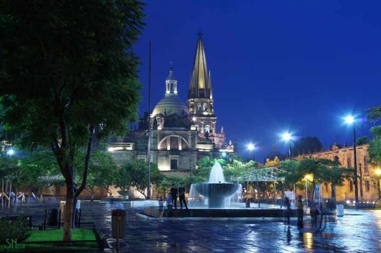 Guadalajara by night © JosEnrique/Flickr