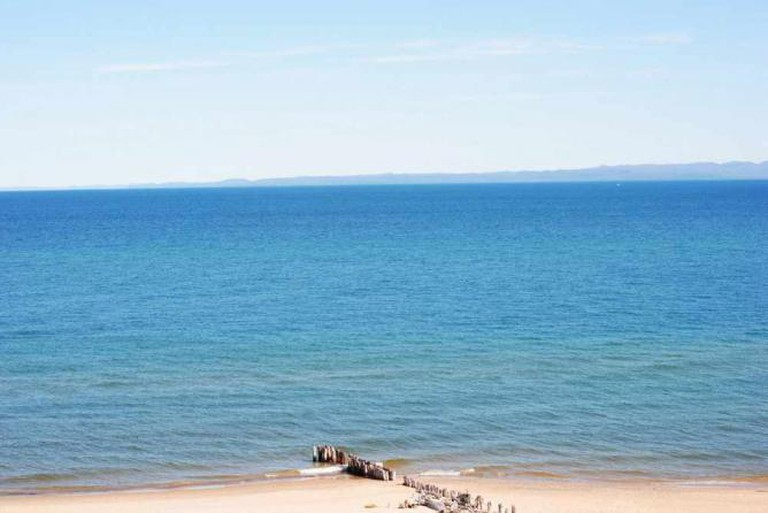 Whitefish Point Beach