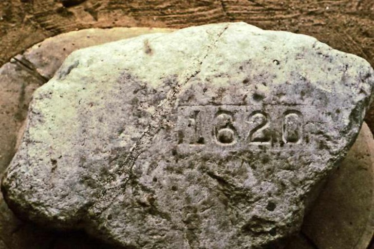 1971, Plymouth Rock, Plymouth, MA ©rickpilot_2000/ flickr