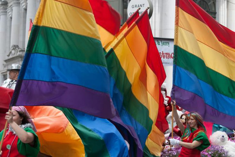 SF Pride Parade | © Ed Bierman/Flickr