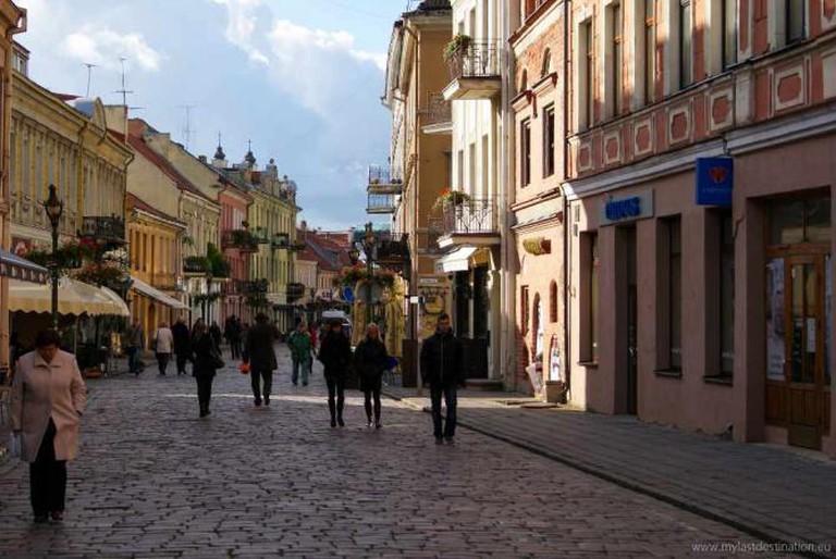 Kaunas Old Town | © Guillaume Speurt/Flickr