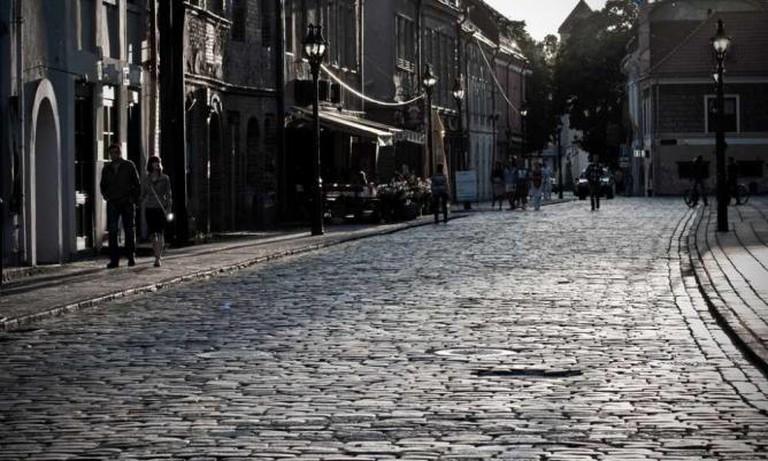 A street in Kaunas | © Andrius Aleksandravičius/Flickr