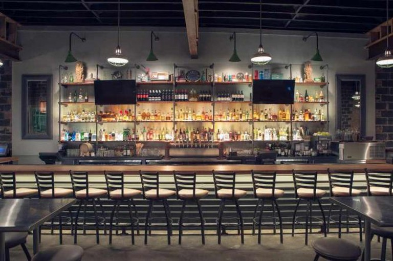 The Warehouse Bar
