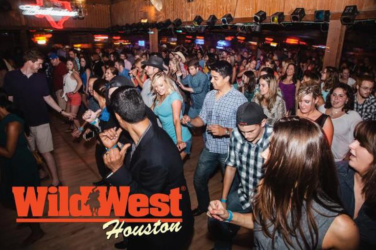 Photo Courtesy of Wild West Houston