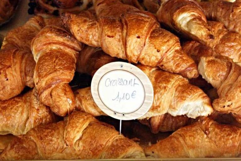 Croissant © Glen Scarborough/flickr