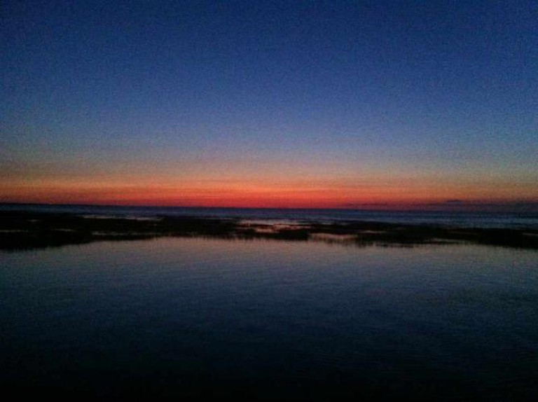 Sunset © Ali west/ flickr