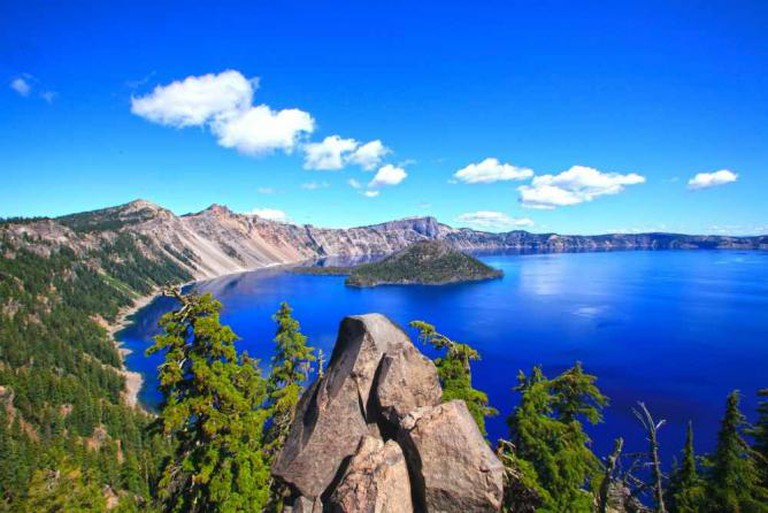 Crater Lake | © Larry Turner Photography