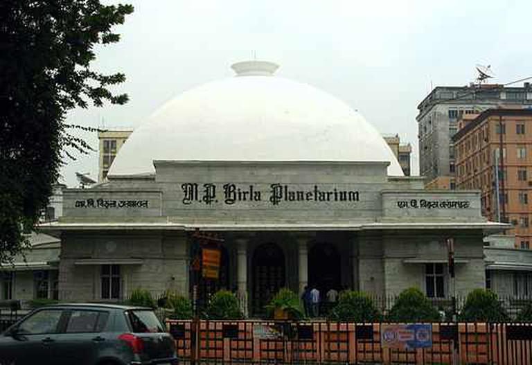 Birla Planetarium, Kolkata | © Avrajyoti Mitra/WikiCommons
