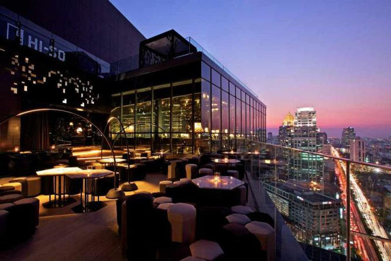 Sofitel So Bangkok, Park Society