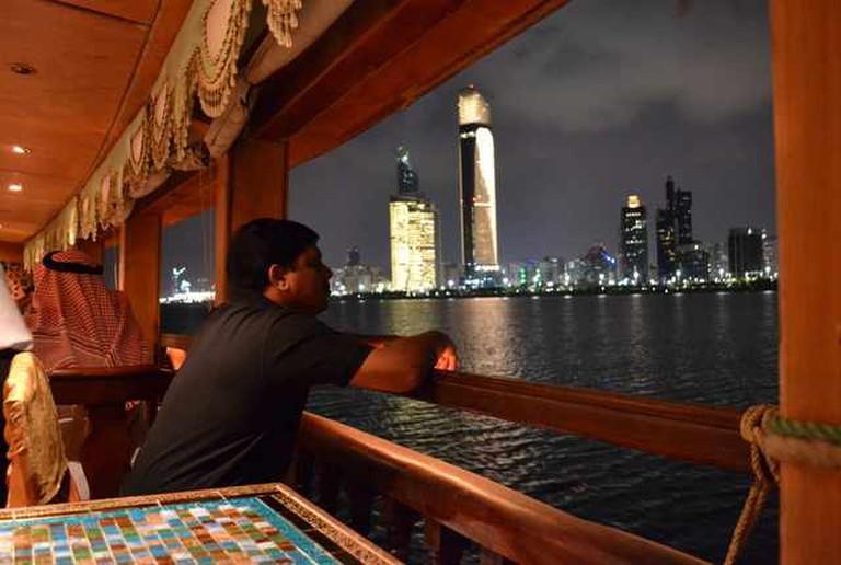 Al Dhafra Dinner Cruise