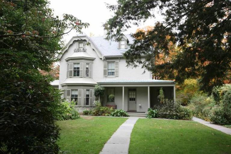 Harriet Beecher Stowe House   ©  EdSchipul/Flickr