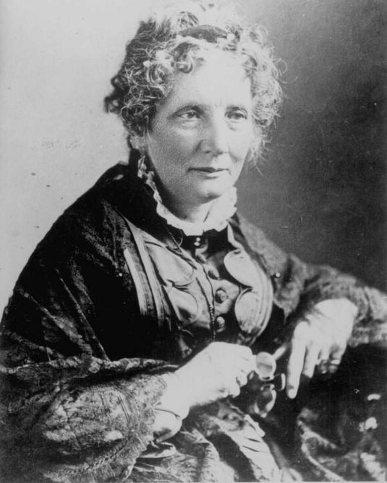 Harriet Beecher Stowe   © MarionDoss/Flickr