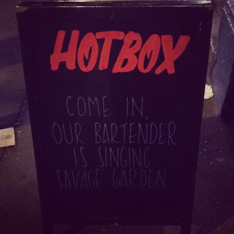 Hotbox | © Niamh Cassidy