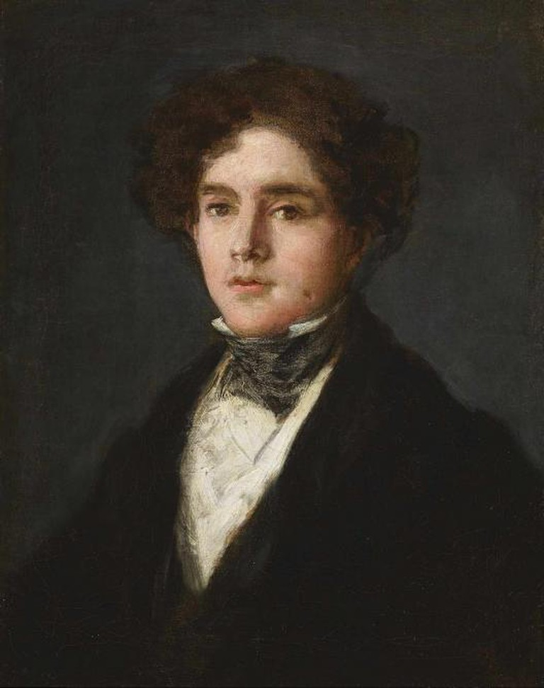 Mariano Goya y Goicoechea, about 1827, oil on canvas, 52.1 x 41.3 cm, Meadows Museum, SMU, Dallas. Museum Purchase with Funds Donated by The Meadows Foundation and a Gift from Mrs. Eugene McDermott, in honour of the Meadows Museum's 50th Anniversary, MM.2013.08 © Photograph by Michael Bodycomb