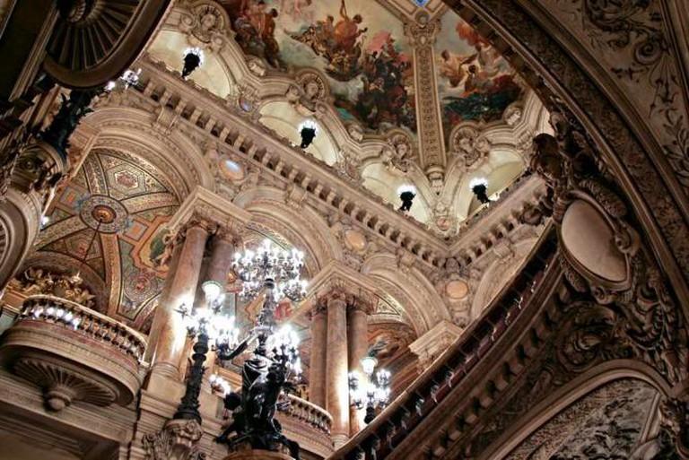 Palais Garnier | © Brian Jeffrey Beggarty/Flickr