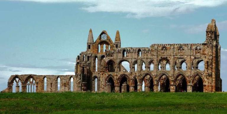 Whitby Abbey | © Richard Szwejkowski/Flickr
