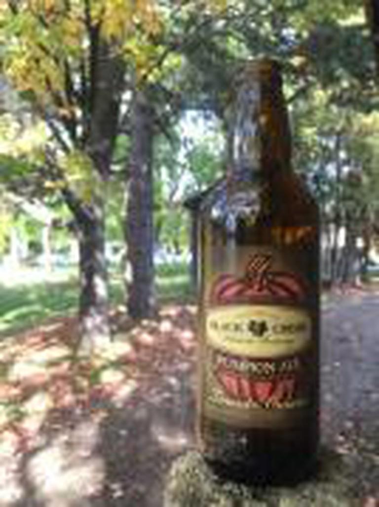 Black Creek Pumpkin Ale | Courtesy of Black Creek Historic Brewery