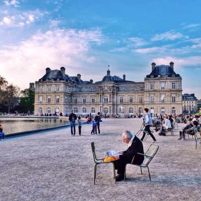 Palais du Luxembourg | © mary_quincy/Instagram
