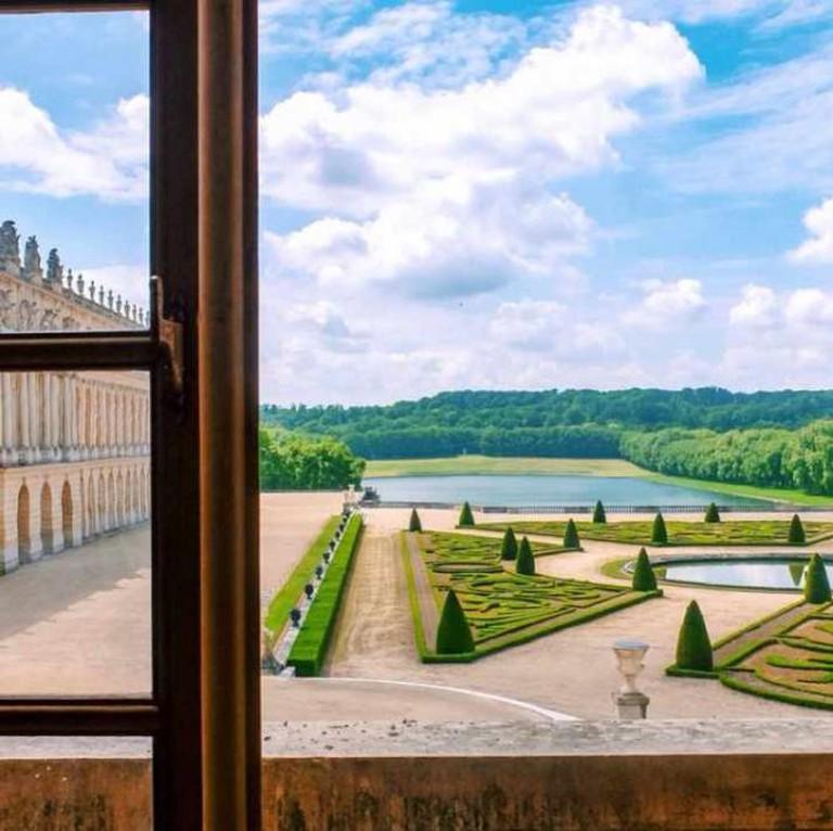Château de Versailles | © mary_quincy/Instagram