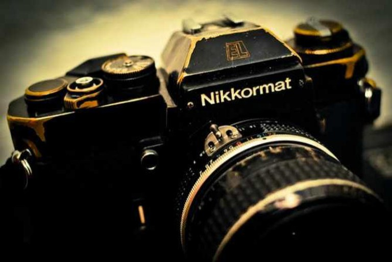 Nikkormat EL | © Mark Roy/Flickr