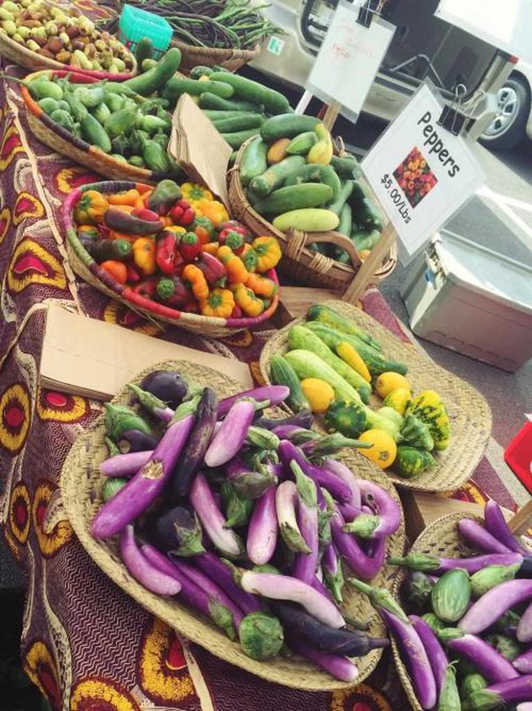 Farmer's Market | © Sabrina Horande
