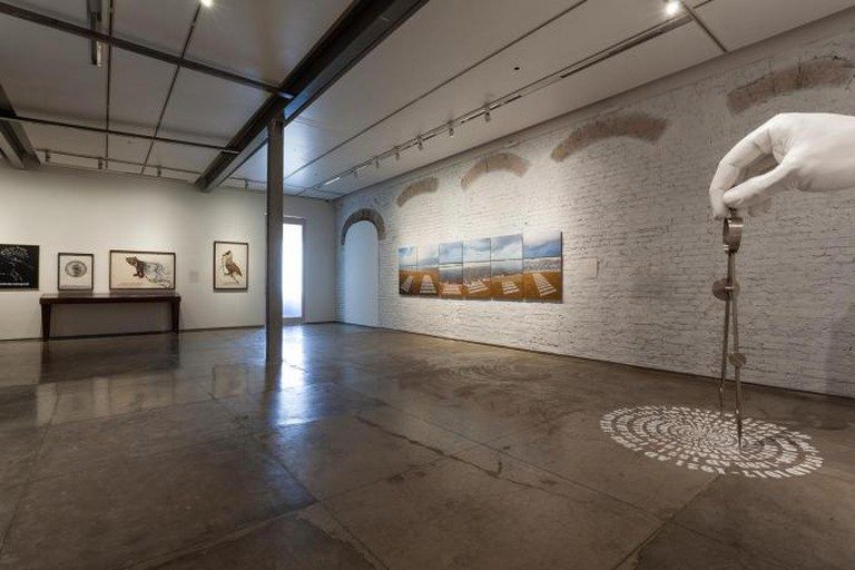 Hyphenated Lives, Installation View -Reena Saini Kallat | © Chemould Prescott Road